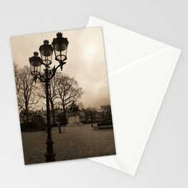 One Day in Winter Stationery Cards