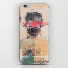 The villain iPhone & iPod Skin