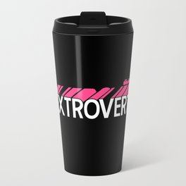 Extrovert : idokungfoo.com Travel Mug