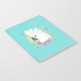 Umbrella Cockatoo Notebook