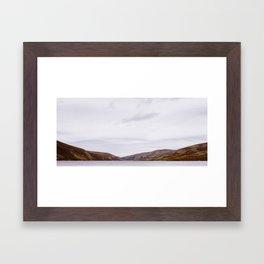 loch builg Framed Art Print