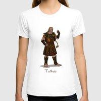 valar morghulis T-shirts featuring Tulkas by wolfanita