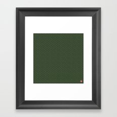 Pattern #2B Framed Art Print