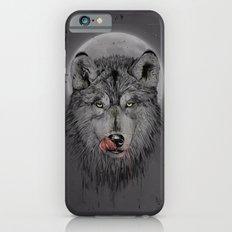 dinner time (dark version) Slim Case iPhone 6