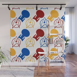 The Final Frontier Wall Mural