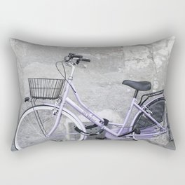 La Bicicletta - Italy Rectangular Pillow
