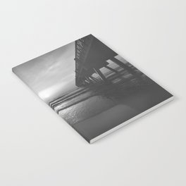 Pier and Surf Notebook
