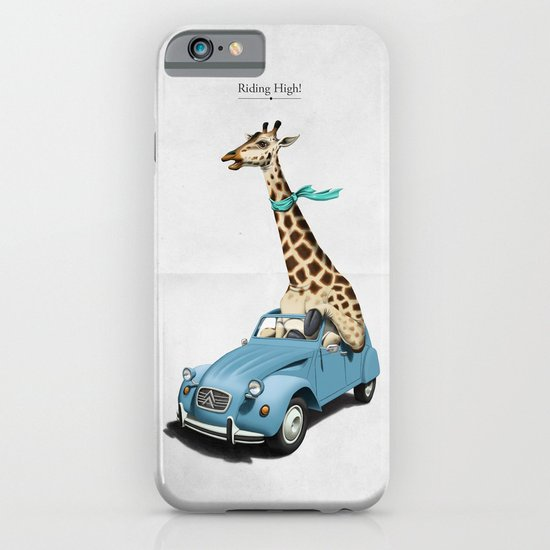 Riding High! iPhone & iPod Case