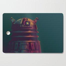 Dalek Cutting Board
