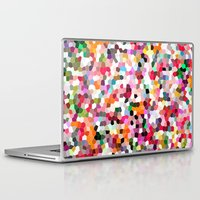 mosaic Laptop & iPad Skins featuring Mosaic by Laura Ruth