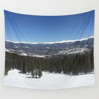 colorado Wall Tapestries featuring Colorado by A&N2218