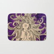 Medusa's Prayer  Bath Mat
