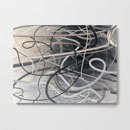 Wired #16 (2014) Metal Print