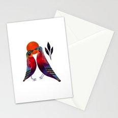 Sun Birds Stationery Cards