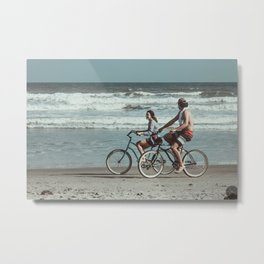 Love Ride Metal Print