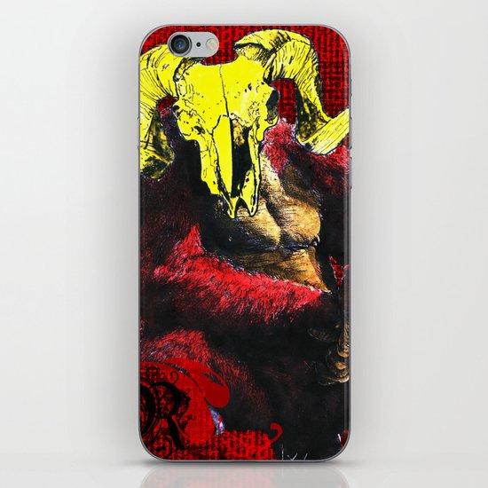 The Ramilla iPhone & iPod Skin