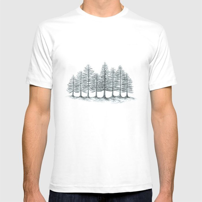 Old Pines  T-shirt