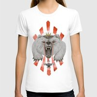 power T-shirts featuring Power by Ruta13