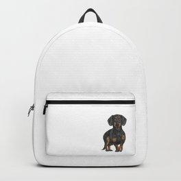 Daschund Backpack