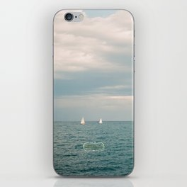 Sails of Antibes iPhone Skin