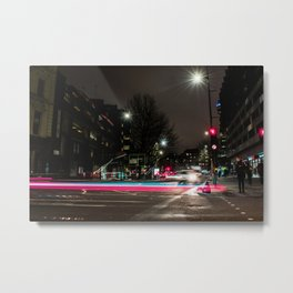 Camden lights Metal Print