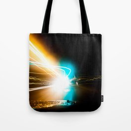 A night to die for. Tote Bag