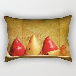 Pears Rectangular Pillow