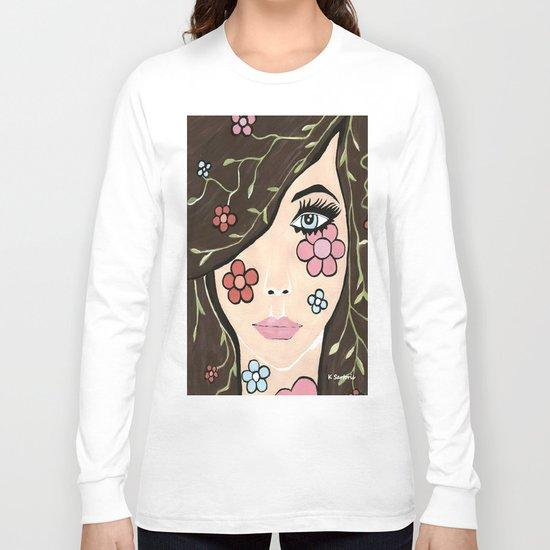 Betty Long Sleeve T-shirt