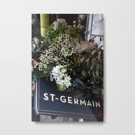 St. Germain Metal Print