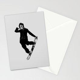 Gnarly Chaplin Stationery Cards