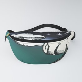 Adventure Ahead Fanny Pack