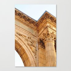 The Art of Stone Canvas Print