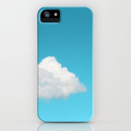 Happy Cloud iPhone Case