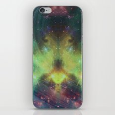 cosmic meditation  iPhone & iPod Skin