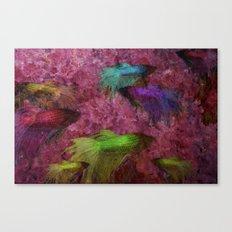 Beta Color Test Canvas Print