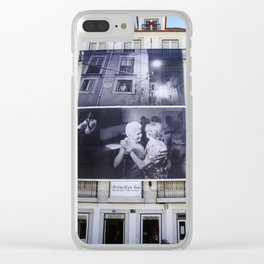 DANCING IN LISBON (PORTUGAL) Clear iPhone Case
