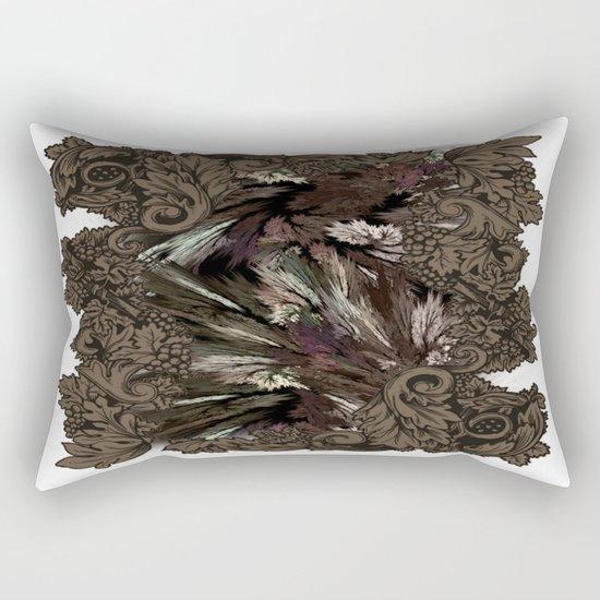 Impressive Brier Pattern  Rectangular Pillow