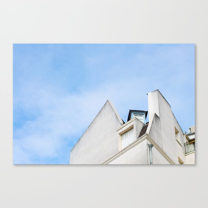 Roof #1 Canvas Print