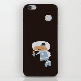 Contigo, al fin del mundo iPhone Skin