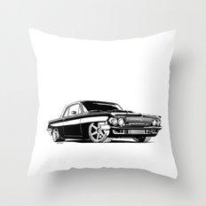 A. M. 3 Throw Pillow