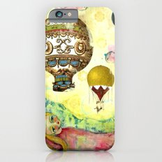 Flying Ballons Slim Case iPhone 6s