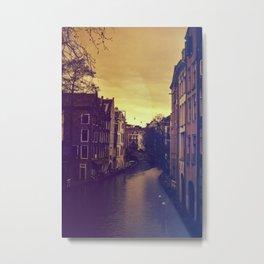 Utrecht Metal Print
