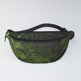 Tropical jungle. Fanny Pack