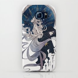 The Sun, the Moon and the Star iPhone Case