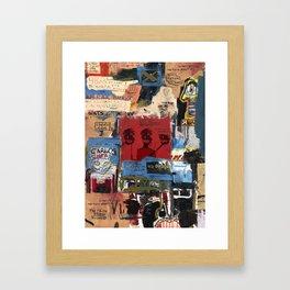 Gun Club Psychology Framed Art Print