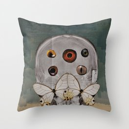 We See All Throw Pillow