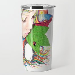 If Mother Earth Was a Child... Travel Mug