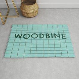 WOODBINE | Subway Station Rug