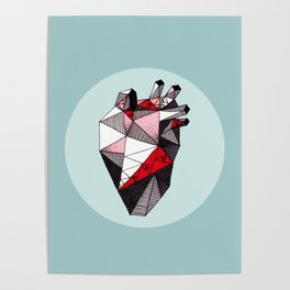 Minty Bubble Heart vol. 2 Poster