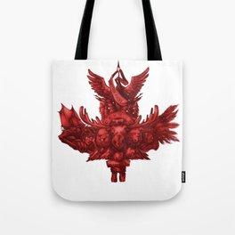 Canada 150 Tote Bag